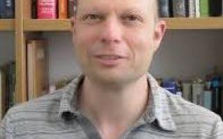 Mazal tov to Daniel Harries for promotion to Full Professor